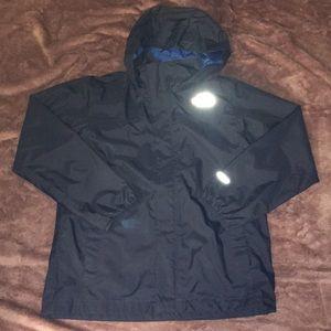 Boys The North Face reflective jacket